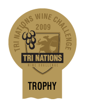 Tri Nations Wine Challenge 2009