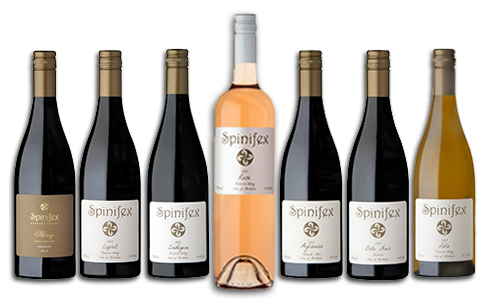 Spinifex Wines Range