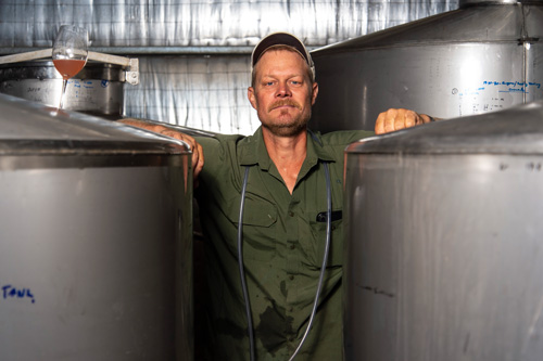 Spinifex Wines owners and operators, Peter Schell and Magali Gely, have had a home in the Barossa Valley for over twenty years and hold a strong commitment to and passion for the Barossa.