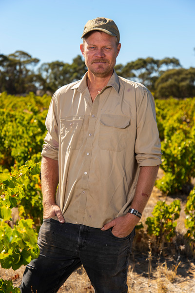 Peter Schell - Nominated for Winemaker of the Year 2019